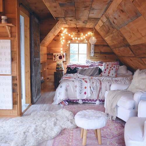 cosy bedroom